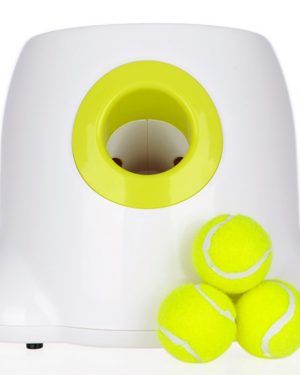 Dog Tennis-Launcher-Automatic-throwing-machine